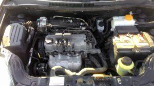 Авео двигатель