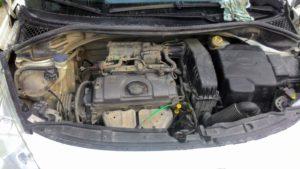двигатель пежо 207