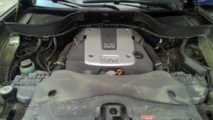 двигатель Infiniti