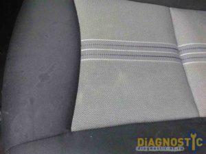Дерматиновые сиденья BMW X1
