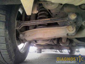 Задняя подвеска BMW X1