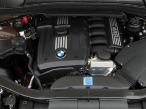 Мотор BMW X1