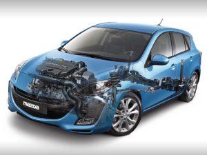 Агрегаты Mazda3
