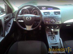 Салон Mazda3