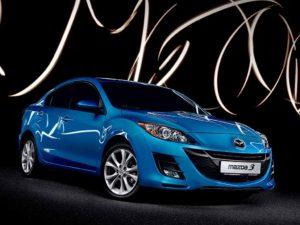 Mazda3 BL