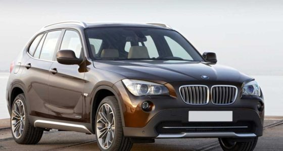 BMW X1 E84 с пробегом